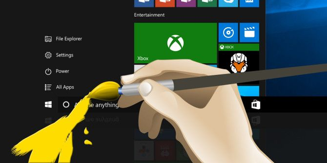 Transform Your Windows 10 Start Menu With Deep Linking