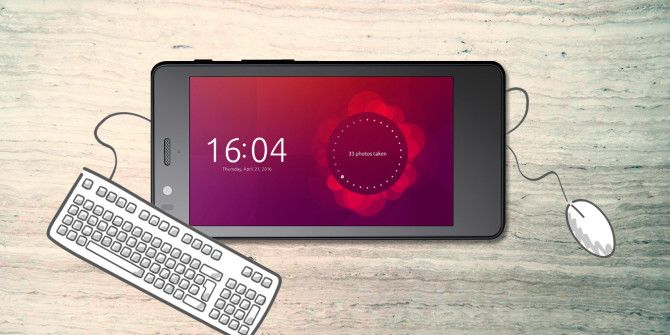 How to Turn Ubuntu Phone Into a Desktop PC With Convergence