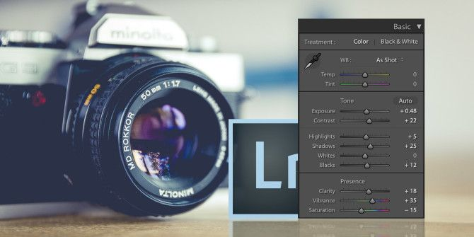 How to Create a Vintage Photo Effect Using Adobe Lightroom