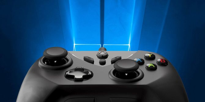 How to Set Up Your Xbox One Controller With Windows 10