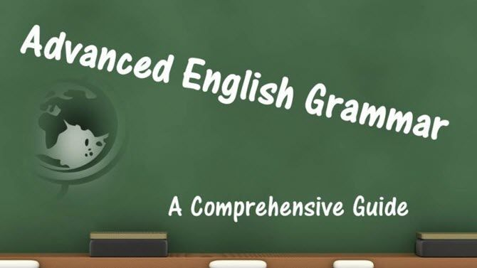 Advanced English Grammar