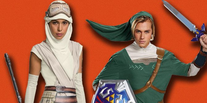 These Geeky Halloween Consumes Are On Sale Today Only [CA]
