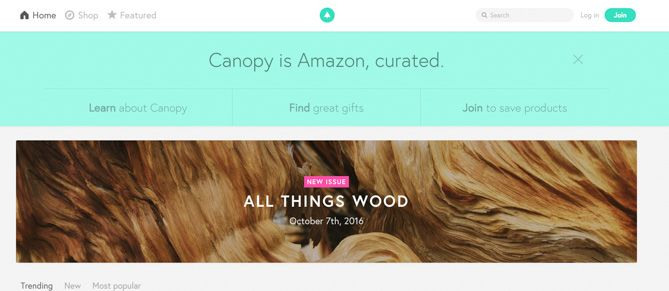 The best websites on the internet canopy fandeluxe Image collections