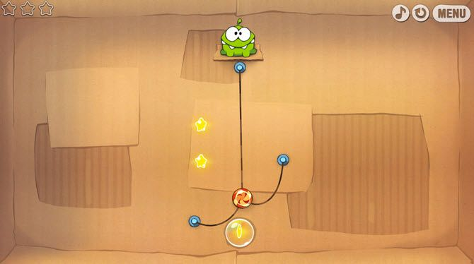 Cut the Rope Offline Chrome