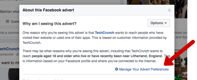 Facebook Tricks and Features -- Ad Preferences