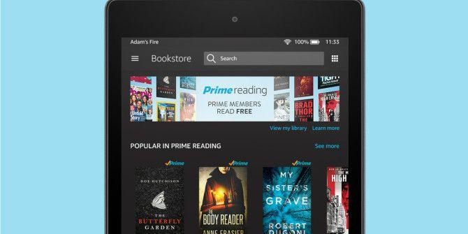 Amazon Adds 1,000 Free eBooks to Prime