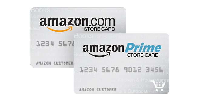 Amazon Store Cards