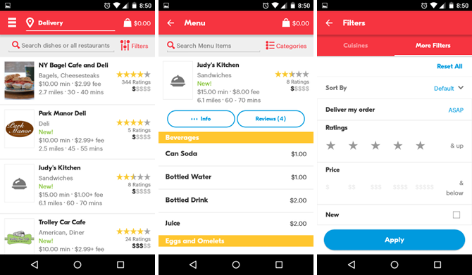 android-apps-find-food-grubhub