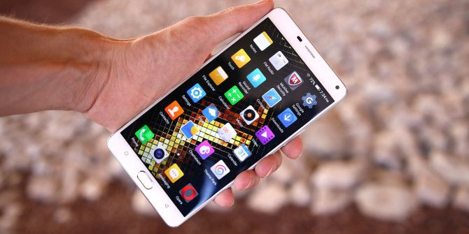 BLU Energy XL Review