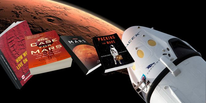 10 Books to Read Before Following Elon Musk to Mars