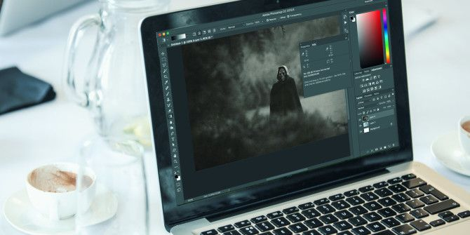 How to Make Spooky Vintage Halloween Photos Using Adobe Photoshop