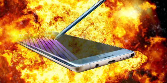 5 Non-Exploding Samsung Galaxy Note 7 Alternatives