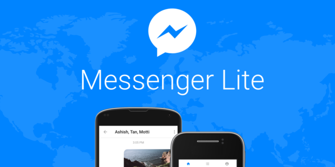 Facebook Launches Messenger Lite for Crappy Androids