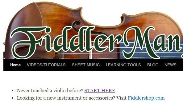 FiddlerMan