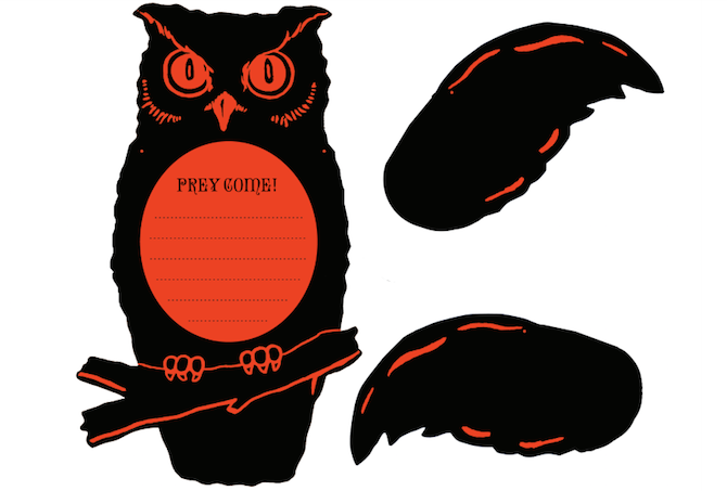 image relating to Halloween Decorations Printable identify Down load No cost Fearsome Halloween Printables for All Ages