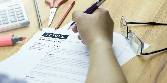 the internets best job hunt advice to improve your resume