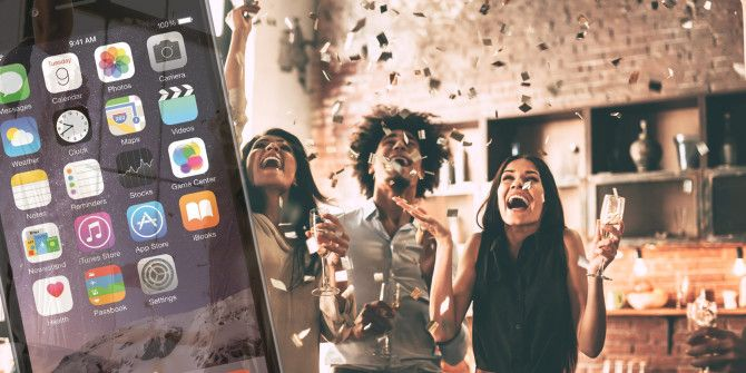 13 iPhone Apps to Plan and Host an Awesome Party