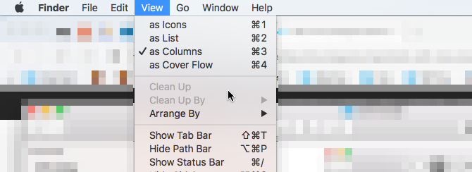 mac-finder-clean-up-grayed-out
