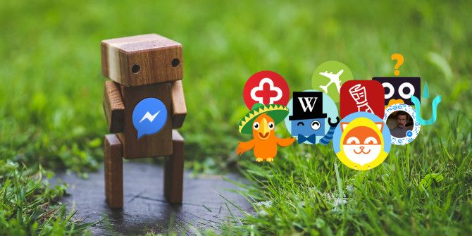 10 Awesome Facebook Messenger Bots You Aren't Using