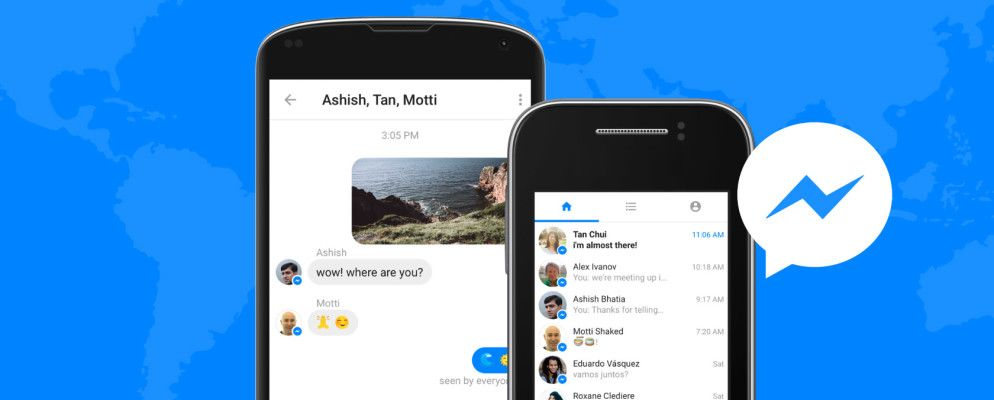 telechargement messenger lite