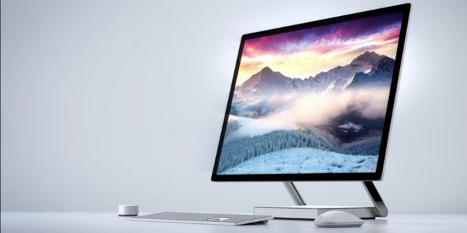 Microsoft Outplays Apple With the iMac-Beating Surface Studio