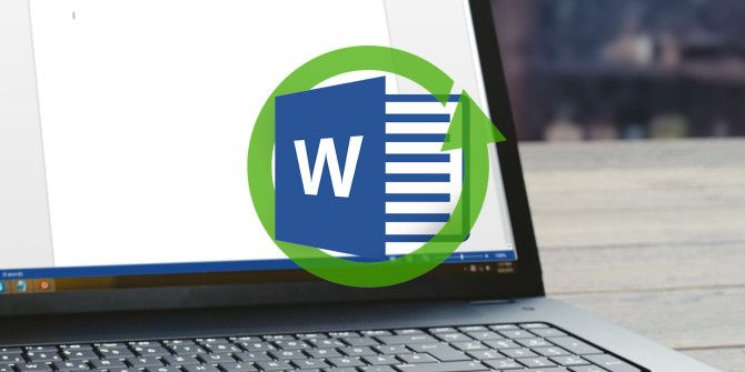 5 Things Microsoft Word Can Update Automatically for You