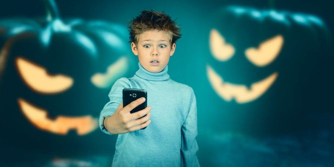 5 Mobile Horror Games for Kids to Play on Halloween