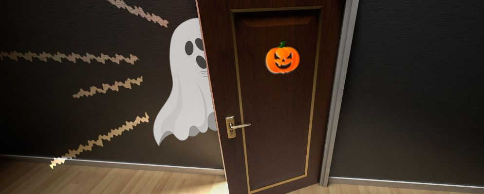 Geluiden Halloween.Scare Trick Or Treaters With A Diy Motion Activated Soundbox