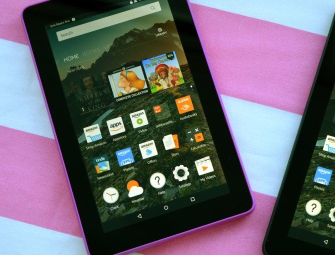 Amazon Fire 7 Overview