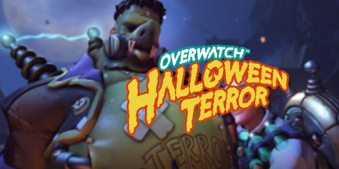 Reap the Benefits of Overwatch's Halloween Terror Event!