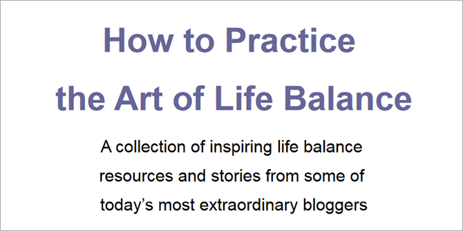 personal-growth-ebook-art-of-life-balance