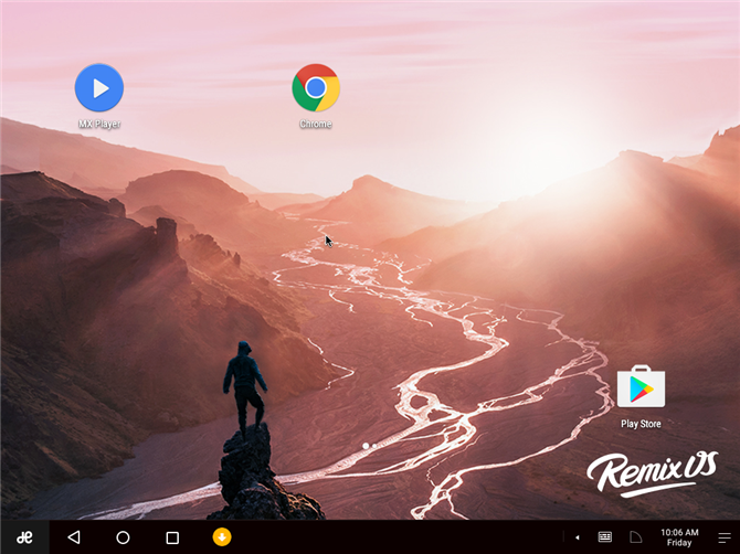 Remix OS Player Desktop