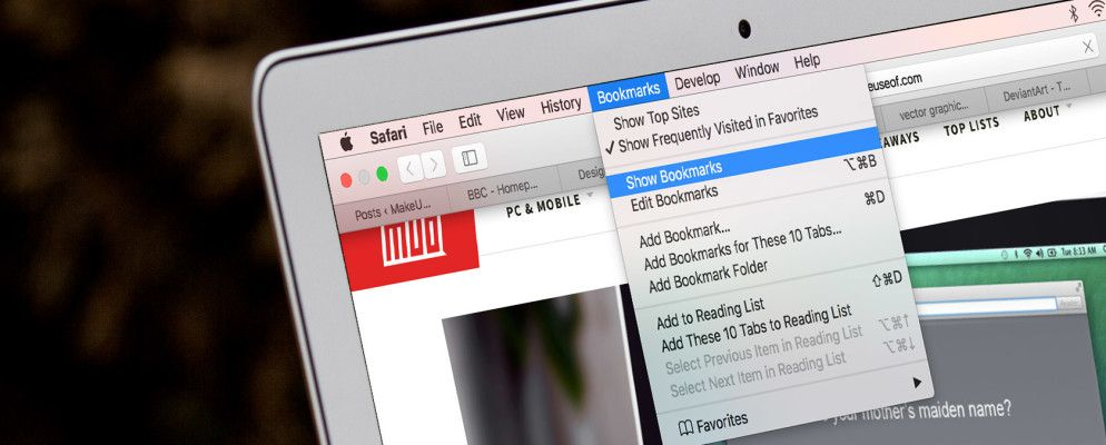 8 Great Safari Extensions for Bookmark and Tab Management