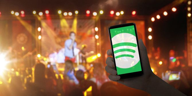 It's Now Even Easier to Buy Gig Tickets on Spotify