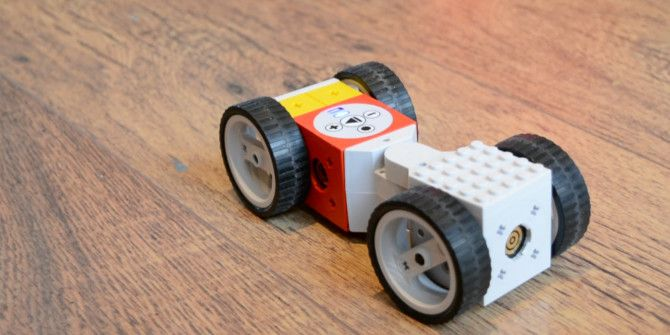 Learning Robotics for Kids: Tinkerbots Review
