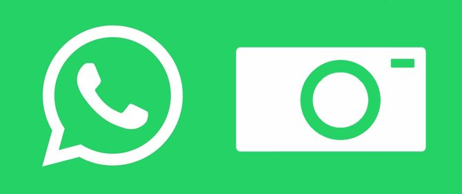 WhatsApp New Feature -- Camera Video Photo