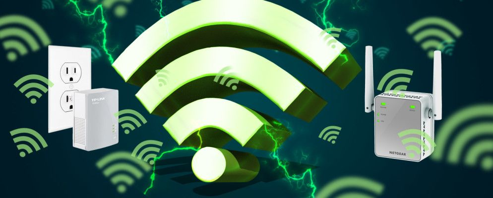 Wi Fi Extenders Vs Powerline Adapters How To Fix Poor