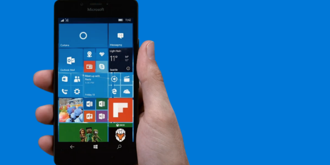 Lenovo Doubts Microsoft's Commitment to Windows 10 Mobile