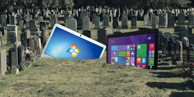 Want to Buy a Windows 7 PC? Hurry! Halloween Marks End of Sales