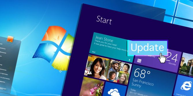 Windows 7 and 8.1 Now Update Like Windows 10
