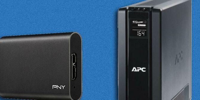 Save Big on APC UPS, Refurbished Kindle, PNY Memory, and More [US/CA]
