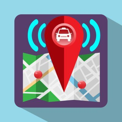 GPS Tracking In Car