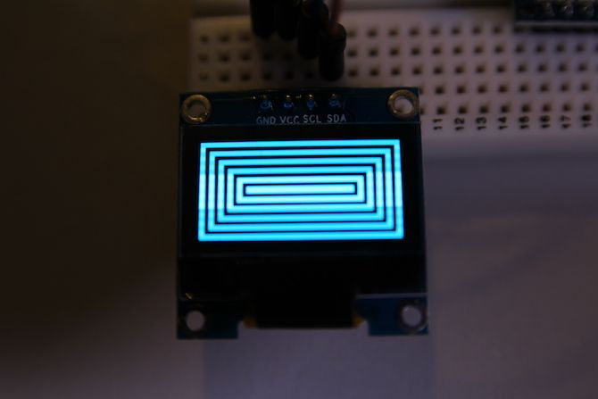 OLED Graphics