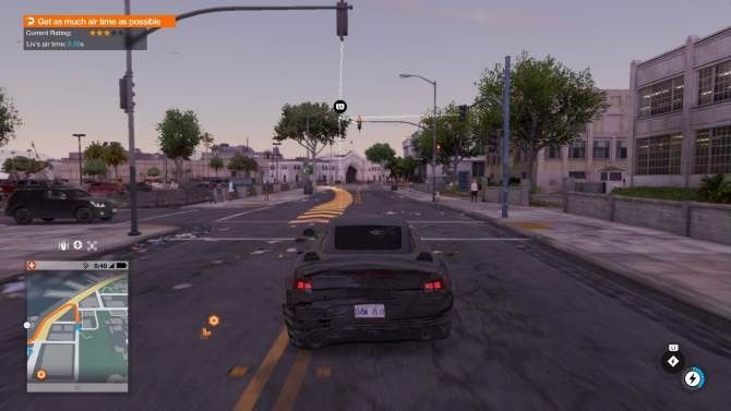 Watch Dogs 2 Driving