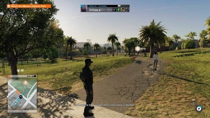 Watch Dogs 2 World