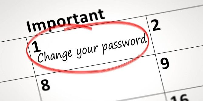 How to Force Your PC Users to Change Passwords