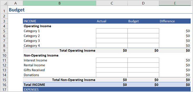 word business plan excel data