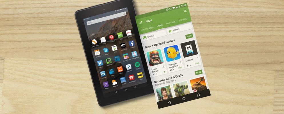 How to Make Your Amazon Fire Tablet Look Like Stock Android