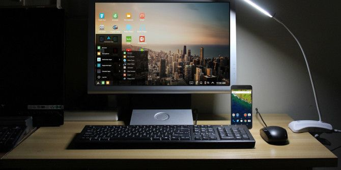How to Use Your Android Phone to Replace Your Desktop PC