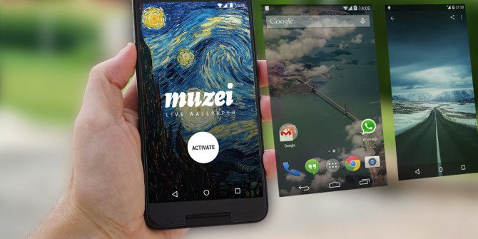 9 Great Apps That Will Change Your Android Smartphone's Wallpaper